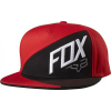 OVERLAPPED SNAPBACK FLM RED