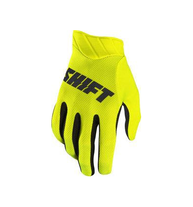MX-GLOVE 3LACK AIR GLOVE FLORIDA YELLOW