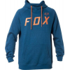 RENEGADE PULLOVER FLEECE HEATHET M BLUE