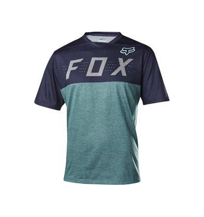 MTB-JERSEY INDICATOR SS JERSEY HEATHER BLUE