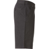 ESSEX PINSTRIPE SHORT CHARCOAL