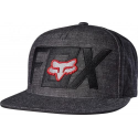 KEEP OUT SNAPBACK BLACK/RED