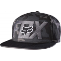 KEEP OUT SNAPBACK BLACK CAMO