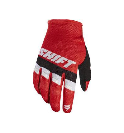 MX-GLOVE WHIT3 AIR GLOVE RED