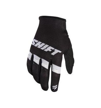 MX-GLOVE WHIT3 AIR GLOVE BLACK/WHITE