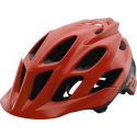 MTB-HELMET FLUX CREO HELMET RED/BLACK
