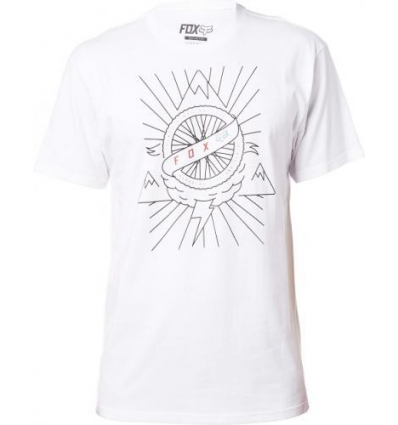 DORMANT SS TEE OPT WHITE