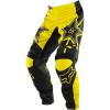 180 ROCKSTAR Pant Black/Yellow