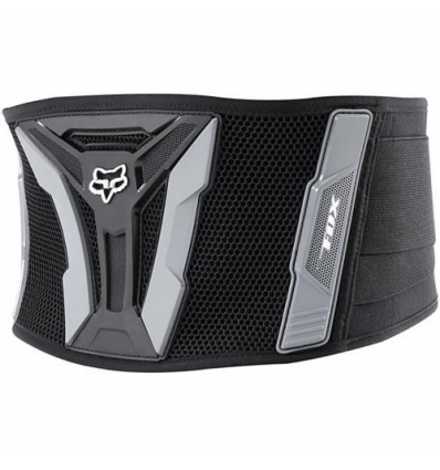 Turbo XL Kidney Belt [Black/Grey]