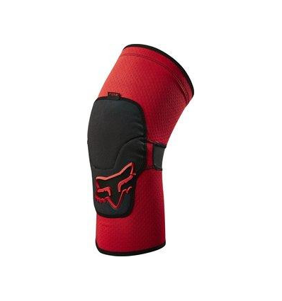 MX-GUARDS LAUNCH ENDURO KNEE PAD RED