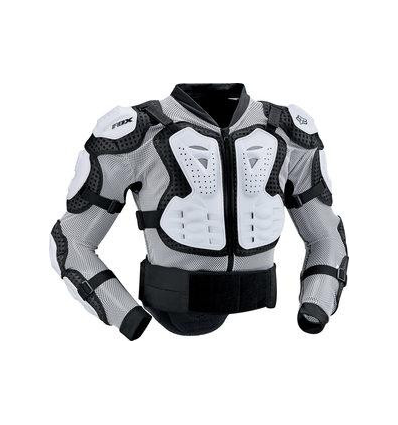 MX-GUARDS TITAN SPORT JACKET WHITE