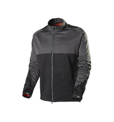 MTB-JACKET BIONIC LT TRAIL SOFTSHELL JACKET BLACK