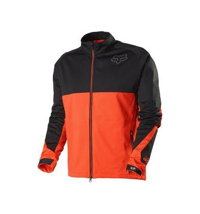 MTB-JACKET BIONIC LT TRAIL SOFTSHELL JACKET FLO ORANGE