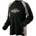 MX-SH-V-RACEWEAR SHIFT SQUADRON JERSEY BROWN