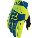 MX-GLOVE PAWTECTOR RACE GLOVE BLUE/YELLOW