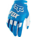 DIRTPAW RACE GLOVE BLUE/WHITE