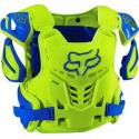 MX-GUARDS RAPTOR VEST CE BLUE/YELLOW