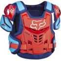 MX-GUARD RAPTOR VEST CE BLUE/RED