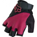 MTB-GLOVE WOMENS REFLEX SHORT GEL GLOVE PINK