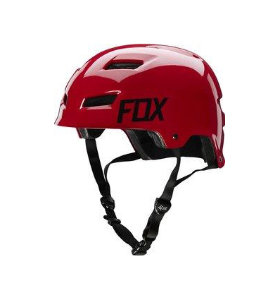 MTB-HELMET TRANSITION HARDSHELL HELMET RED