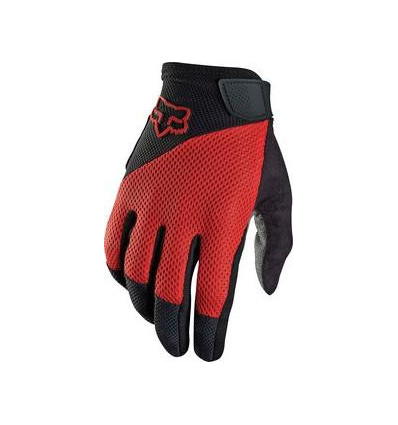 MTB-GLOVE REFLEX GEL GLOVE RED