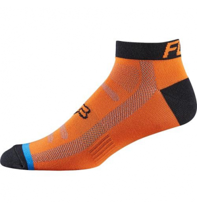 "MTB-SOCK RACE SOCK 2"" FLO ORANGE"