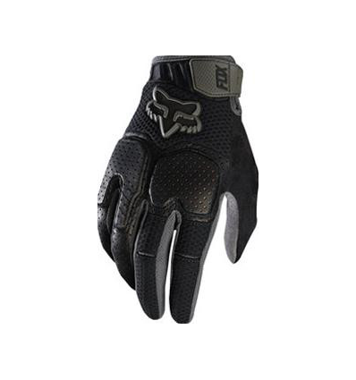 MX-GLOVE UNABOMBER GLOVE BLACK/GREY