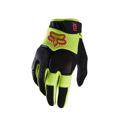 MX-GLOVE UNABOMBER GLOVE NEON RED