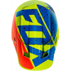 MX-HELMET V2 NIRV HELMET ECE YELLOW/BLUE