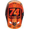 MX-HELMET V2 UNION HELMET, ECE ORANGE