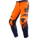 MX-PANT 180 RACE PANT ORANGE/BLUE