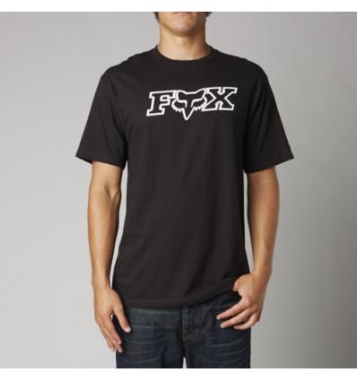 LEGACY FOXHEAD X SS TEE BLACK