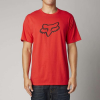 LEGACY FOXHEAD SS TEE RED