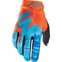 MX-GLOVE FACTION GLOVE BLUE/ORANGE
