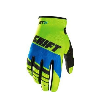 MX-GLOVE ASSAULT GLOVE YELLOW/BLUE