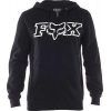 LEGACY FOXHEAD X ZIP FLEECE BLACK