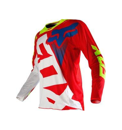MX-JERSEY 360 SHIV JERSEY RED/WHITE