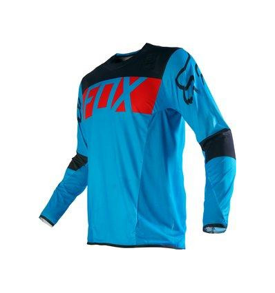 MX-JERSEY FLEXAIR LIBRA JERSEY ORANGE/BLUE
