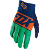 MX-GLOVE DIVIZION AIRLINE GLOVE ORANGE/BLUE