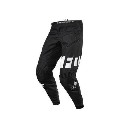 MTB-PANT DEMO DH PANT BLACK/WHITE