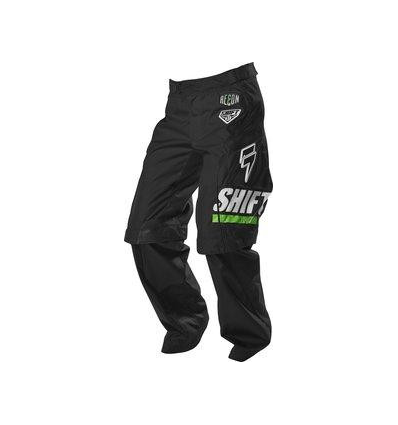 MX-PANT RECON CALIBER PANT BLACK/WHITE