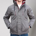 YS ROOSTED JACKET CHARCOAL