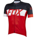 MTB-JERSEY ASCENT SS JERSEY RED