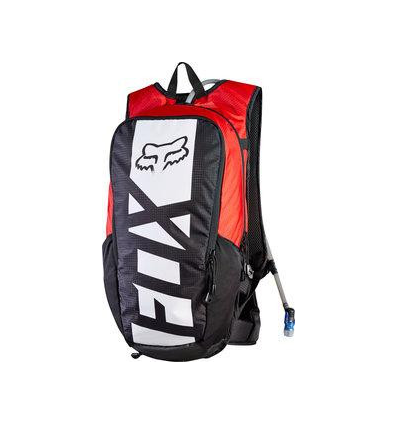 MTB-ACCESSORIES LARGE CAMBER RACE PACK RED