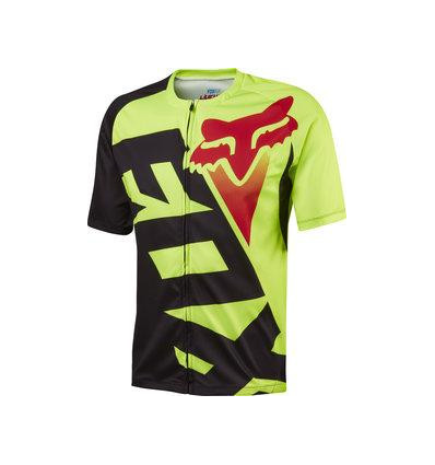 MTB-JERSEY LIVEWIRE SS JERSEY FLO YELLOW