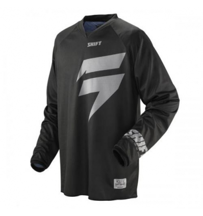 MX-JERSEY SHIFT RECON JERSEY BLACK