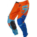 MX-PANT FACTION PANT ORANGE/BLUE