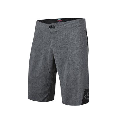 MTB-SHORT ATTACK SHORT HEATHER GRAPHITE