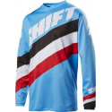 MX-JERSEY WHIT3 TARMAC JERSEY BLUE