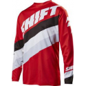 MX-JERSEY WHIT3 TARMAC JERSEY RED
